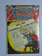 DC Action Comics # 429 4.0 (1973)