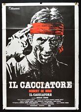 Manifesto the Cacciatore Robert de Niro Cimino the Deer Hunter M55