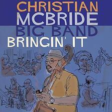 Christian Mcbride Big Band - Bringin' It (NEW 2 VINYL LP)