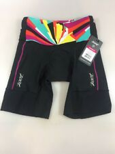 Zoot Womens Performance 8in Tri Shorts Xsmall Xs (6189)