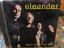 "Oleander,""Don't Break My Fall"" (Rare promo  CD)"
