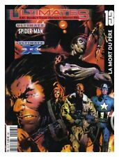 comics ULTIMATES  X-MEN SPIDER MAN 13  MARVEL  2005 TBE