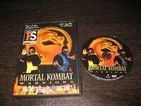 Mortal Kombat Warriors DVD Paolo Montalbán Daniel Bernhardt Zwahlen Loken