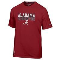 Alabama Crimson Tide T shirt NCAA, Crimson By Champion