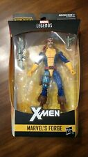 "2019 Marvel Legends 6"" X-Men Wave FORGE (no Caliban BAF piece)"