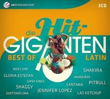 Die Hit Giganten Best of Latin von Various Artists (2016)
