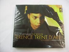 TERENCE TRENT D'ARBY - SIGN YOUR NAME THE BEST OF - 2CD NEW SEALED 2007