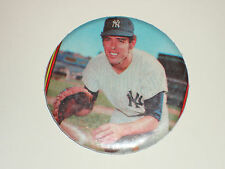 MIKE KEKICH NY YANKEES EARLY 1970'S RARE VINTAGE ISSUE PIN BASEBALL