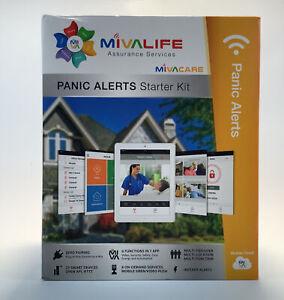 Mivalife Assurance Services Panic Alerts Starter Kit NIP
