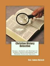 Christian History Detective by James DuJack (2013, Paperback)