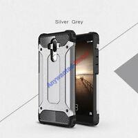 Shockproof Bumper Armor Rubber Hybrid Hard Matte Case Cover Skins For Huawei
