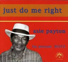 Asie Payton - Just Do Me Right [New CD]