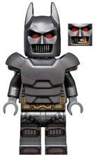 Lego Super Heroes Batman Heavy Armor sh528 (From 76110) DC Minifigure New
