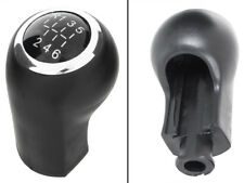 POMMEAU LEVIER VITESSE 6+R POUR OPEL ASTRA III H CORSA D ZAFIRA B