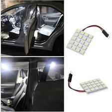 Car Interior DC 12V 5050 20SMD LED White Light Festoon T10 BA9s Dome Lamp Panel
