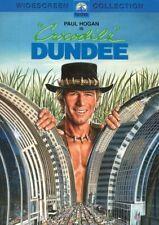 Crocodile Dundee (DVD 1986 MOVIE Paul Hogan, Linda Kozlowski WIDESCREEN Comedy N