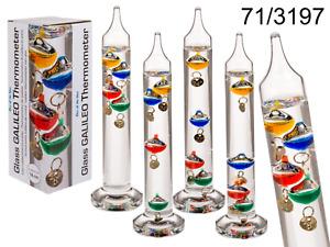 Glass Galileo Thermometre