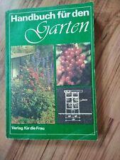 Handbuch für den Garten 1984 Verlag für die Frau DDR