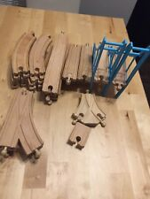 Thomas Train Wooden Track Set