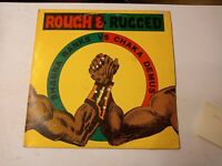 Shabba Ranks Vs Chaka Demus ‎– Rough & Rugged - Vinyl LP 1989