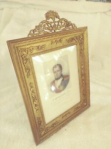 French Bronze Antique Picture Frames For Sale Ebay