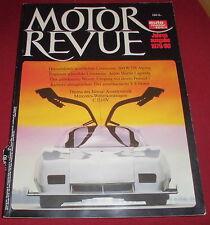 dachbodenfund zeitschrift auto motor sport revue heft jahres ausgabe 1979/80 alt