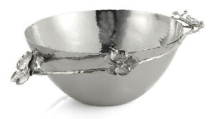 Michael Aram White Orchid Medium Serving Bowl