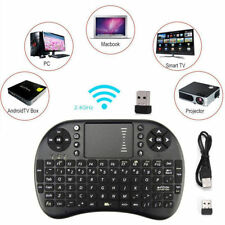 US Mini i8 Wireless Keyboard 2.4G with Touchpad for PC Android TV Kodi Media Box