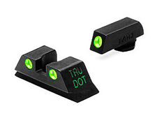 Meprolight TRU-DOT SURE SHOT Tritium Night Sights Green for Glock 17/19/22/23/31