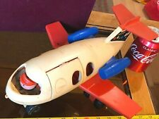 Fisher Price Vintage FP Fun Jet Plane Aircraft Very Old 1970's