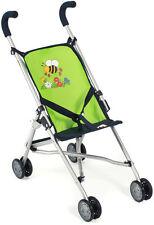 Bayer Chic 2000 Puppenbuggy Roma (Bumblebee) Buggy auch für Jungs Stroller NEU
