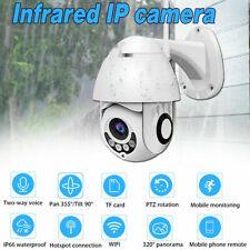 NEW caméra IP Onvif WiFi 2MP HD 1080P dôme CCTV IR caméra de surveillance NetCam