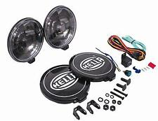 Hella 500 Black Magic Driving Light Kit Halogen Light Off Road Jeeps