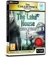 The Lake House Children of Silence Collector's Edition PC DVD Ean5031366210159