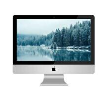 "Late 2015 4K 21.5"" iMac 3.1Ghz i5/8GB/1TB/Iris Pro 6200/macOS MK452LL/A"