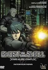 PO/39335/GHOST IN THE SHELL STAND ALONE COMPLEX / INTERVENTIONS NEUF BLISTER ABI