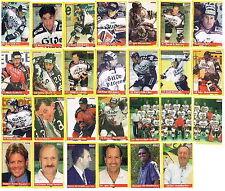 Hannover Scorpions 1999/00  Sticker - 2 Stück zum aussuchen