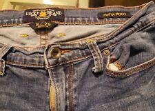 Lucky Brand Womens Jeans Size 8/29 Sophia Boot Cut Medium Blue Wash