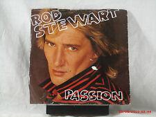Rod Stewart -(45 W/Pic. Sleeve)- Passion / Better Off Dead - W.B. - 49617 - 1980