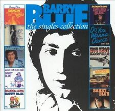 Barry Blue - The Singles Collection (CD, Mar-2004, Cherry Red) *OOP*