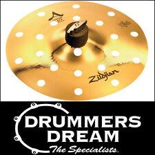 "Zildjian A Custom 10"" EFX Splash Cymbal Brilliant *2 YEAR WARRANTY* A20808 NEW"