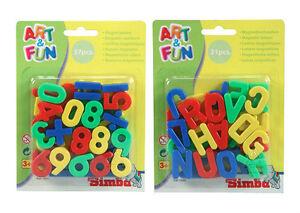 NUOBESTY 41 St/ücke A-Z Magnetische Buchstaben Magnet Zahlen K/ühlschrankmagnete Alphabet Magnete Magnetbuchstaben K/ühlschrank Aufkleber Sticker Mathe ABC Lernspielzeug f/ür Kinder Baby