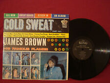 VERY RARE SOUL JAMES BROWN COLD SWEAT 1ST PRESS # K12 1020 A1/A BLACK KING LABEL