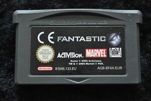 fantastic 4 Nintendo Gameboy Advance