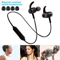 Écouteurs Bluetooth Casque stéréo intra-auriculaire sans fil Écouteurs mains DE
