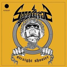 "SPEEDTRAP- Straight Shooter LIM. BLACK VINYL 7"" SINGLE exclusive B-Side song!!!"