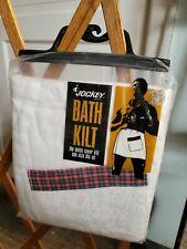 1968 Jockey Bath Kilt - Coopers Incorporated - In Original Packaging
