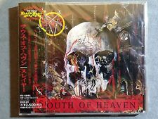 SLAYER - SOUTH OF HEAVEN RARE 1995 JAPANESE REISSUE BVCP-811 *FACTORY SEALED!*