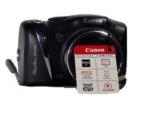 Canon PowerShot SX130 IS 12.1MP 12x Zoom Digital Camera  ~Black~