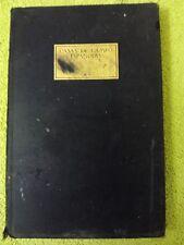 libro de arquitectura de 1930 CASAS DE CAMPO ESPAÑOLAS- ejemplar 367 1ª edicion